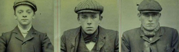 The real Peaky Blinders